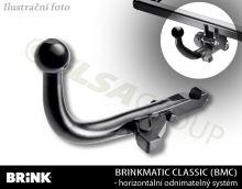 Ťažné zariadenie Citroen C8 2002-2011 , odnímatelný BMC, BRINK