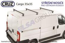 Strešný nosič Opel Movano/Renault Master / Nissan NV400  (3 pričníky 35x35)