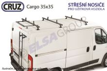 Strešný nosič Citroen Jumper / Fiat Ducato / Peugeot Boxer / Iveco Daily (3 priečníky 35x35), CRUZ Cargo