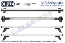 Strešný nosič Citroen Nemo / Fiat Fiorino / Peugeot Bipper (2 tyče) ALU-Cargo