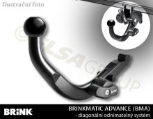 Ťažné zariadenie Fiat Ducato skříň 2011/02-, odnímatelný BMA, BRINK