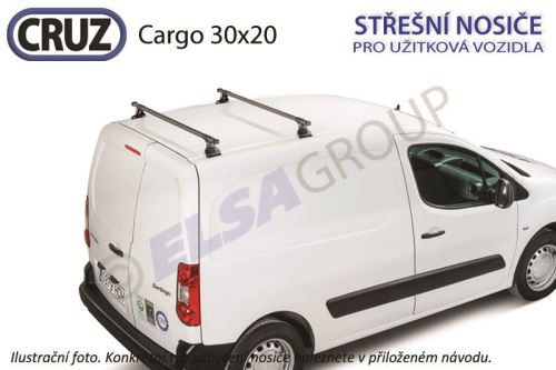 Strešný nosič Seat Inca / VW Caddy