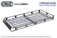 Strešný koš Suzuki Grand Vitara 3/5dv. (integr. podélníky), Cruz Safari