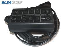 Tester zapojenia elektroinštalácie 7+13pinov/12V pre CAN-BUS