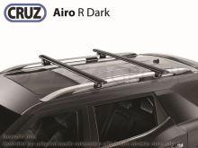 Strešný nosič na pozdľžniki CRUZ Airo R Dark 128