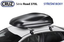 Strešný box CRUZ Road 370NT, černý