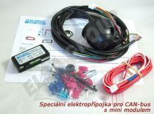 Elektroinštalácia 7pin uni. CC/CAN-BUS, MINI