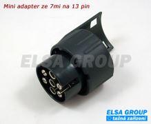 Adapter 7-13pinov
