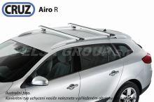 Strešný nosič Dacia Logan MCV s pozdľžnikmi, Airo ALU