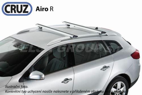 Strešný nosič Škoda Octavia kombi/ Scout s pozdľžnikmi, Airo ALU