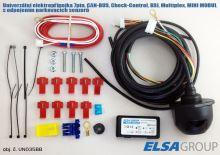 Elektroinštalácia 7pin uni. CAN-BUS/CC, +PDC, MINI