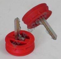 ND Náhradné kľúč pre čap Westfalia vertikal 2W02