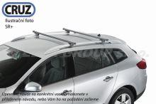 Strešný nosič Dacia Sandero Stepway s pozdlžnikmi
