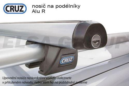 Strešný nosič ALU-R 118 na pozdľžniky