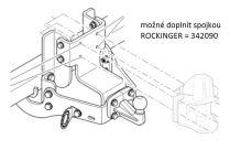 Ťažné zariadenie Citroen Jumper valník 2006-, bez čepu, Westfalia